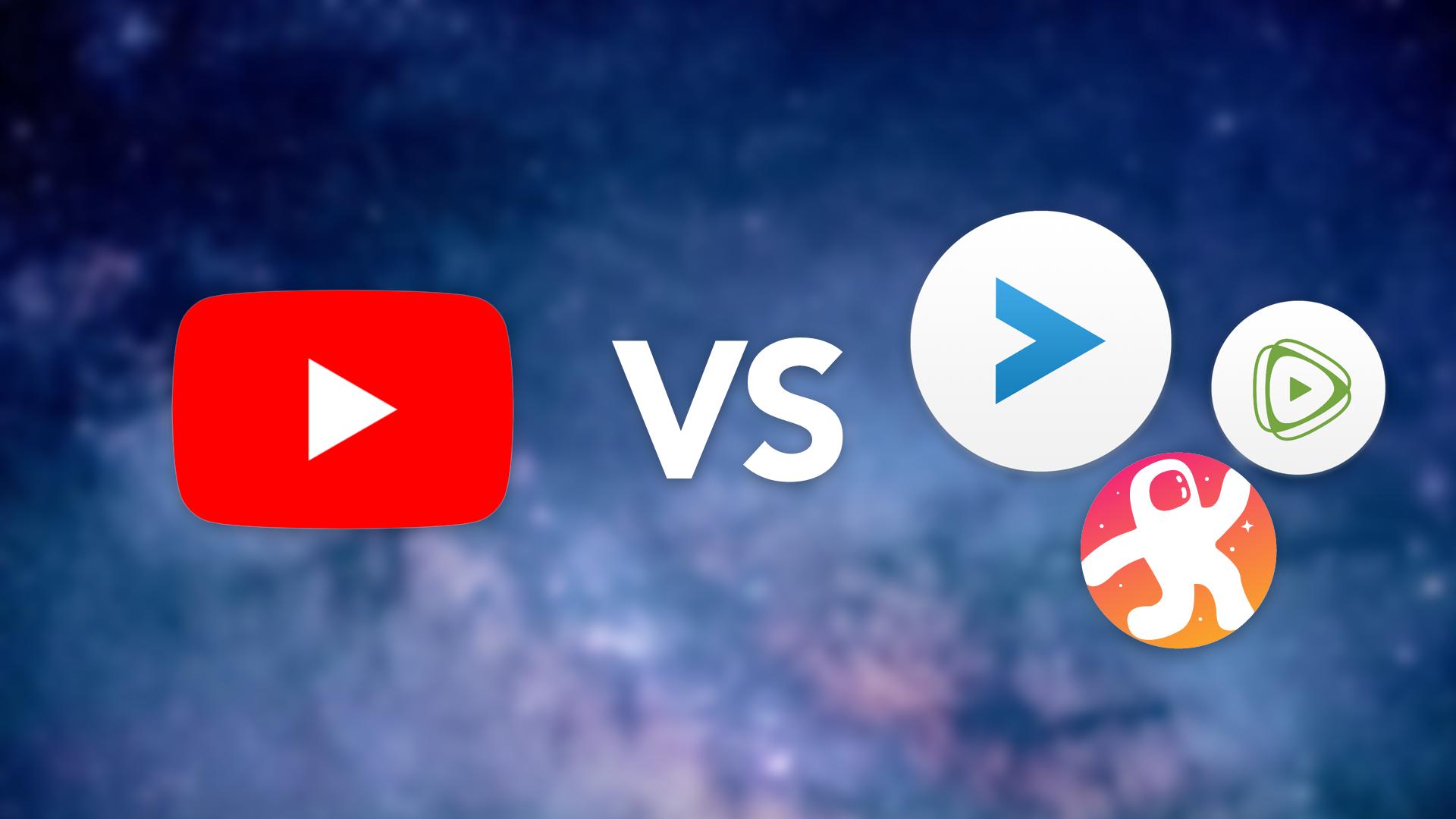 Top Six YouTube Alternatives